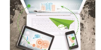 transfert fichier mobile pc