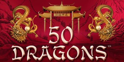 Machine à sous 50 dragons