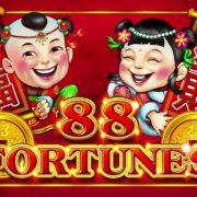 Machine à sous 88 Fortunes