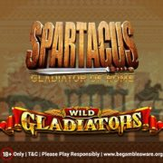 Machine à sous Spartacus