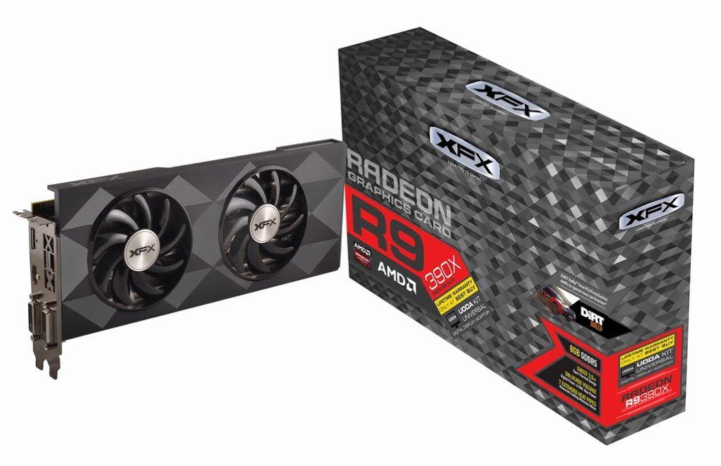 Radeon R9 290X / 390X